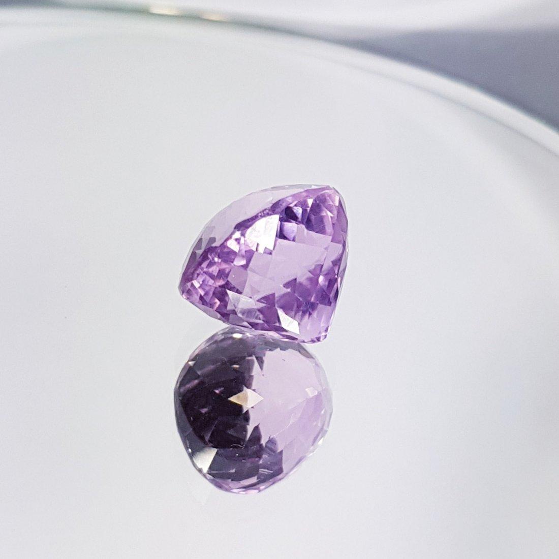 Pink Kunzite - 8.68 ct - 3