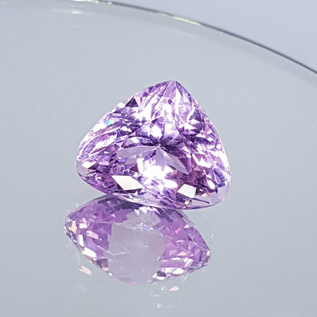 Pink Kunzite - 16.71 ct