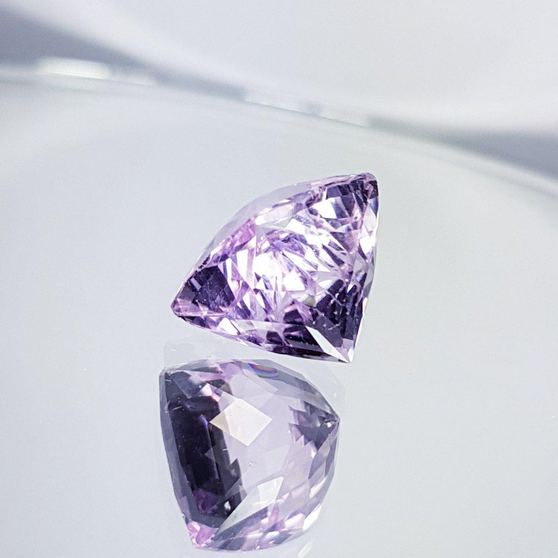 Pink Kunzite - 8.23 ct - 3