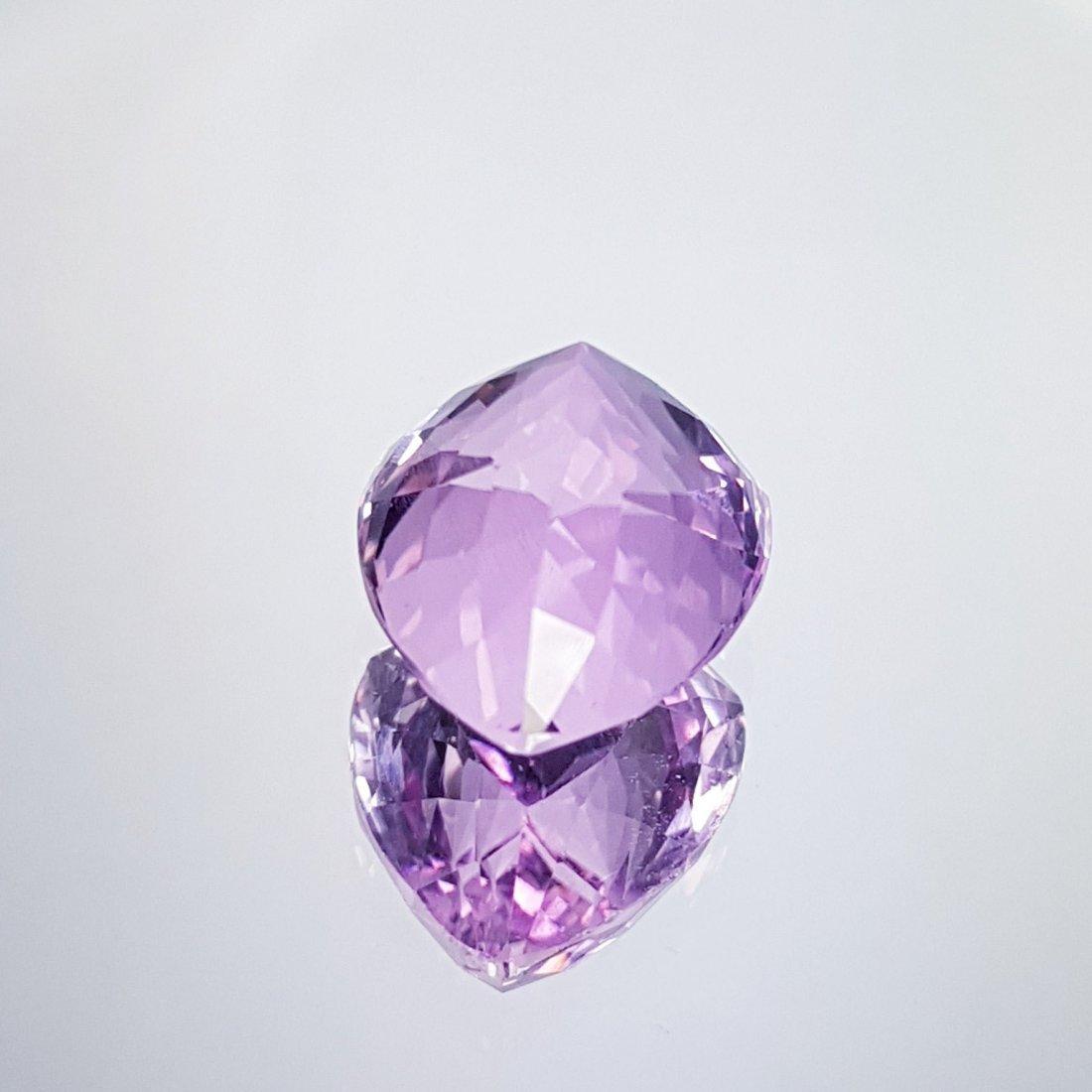 Pink Kunzite - 11.65 ct - 4