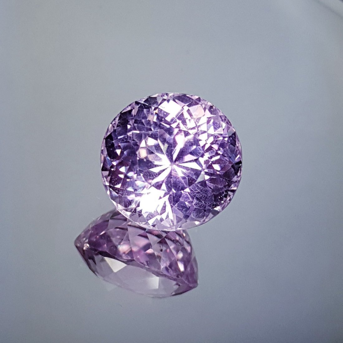 Pink Kunzite - 13.39 ct