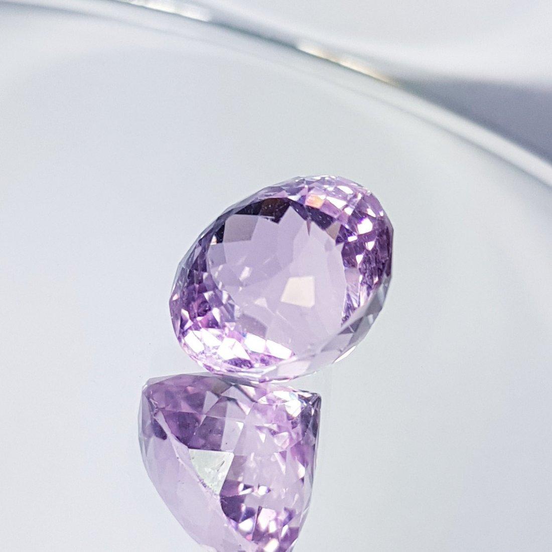 Pink Kunzite - 13.39 ct - 3