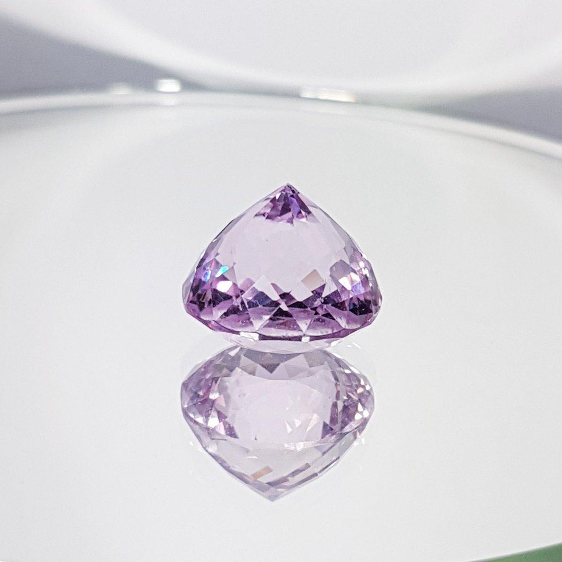 Pink Kunzite - 13.39 ct - 4