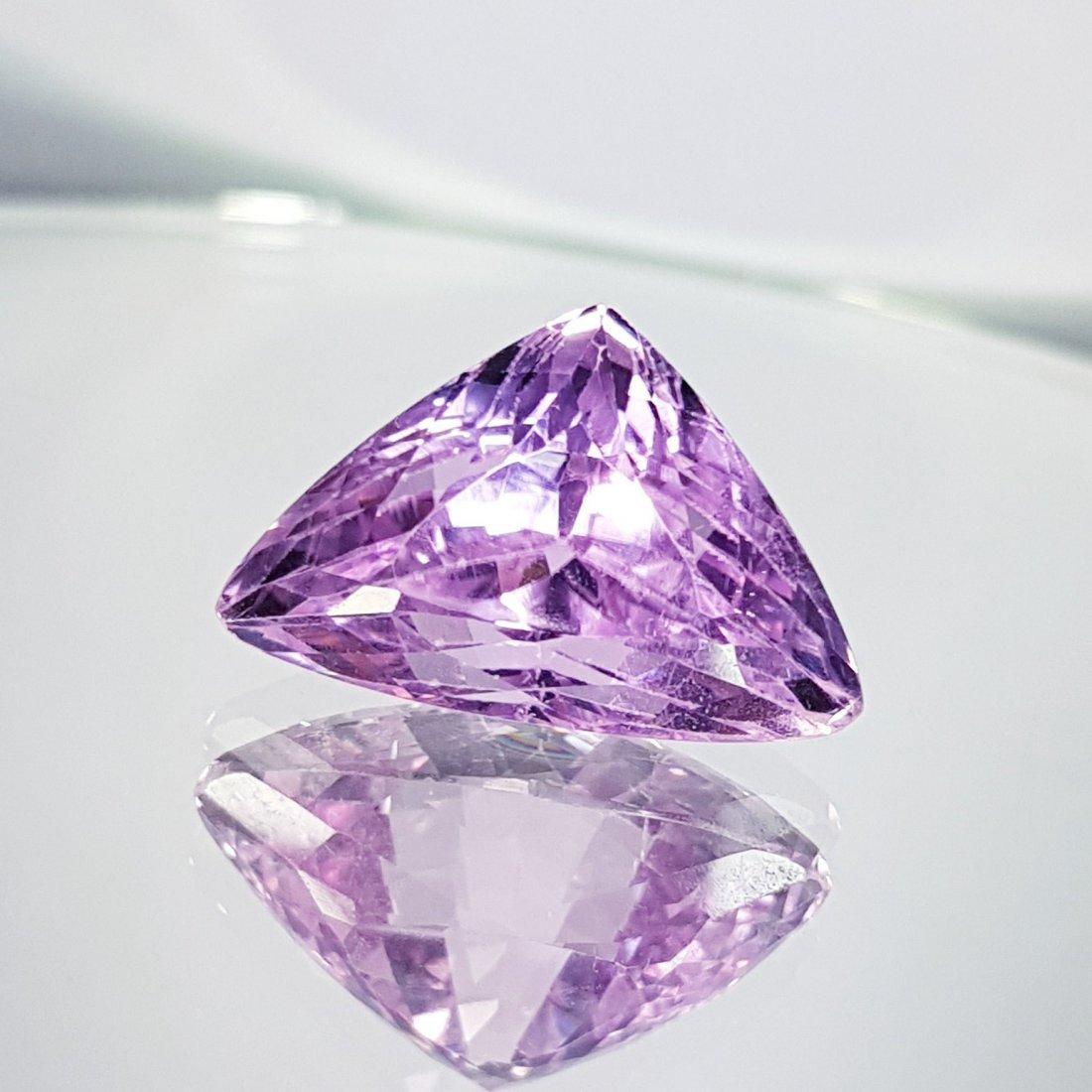 Pink Kunzite - 16.39 ct
