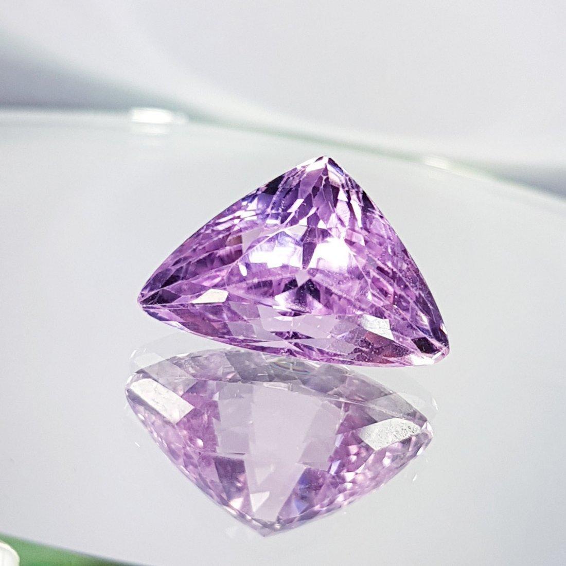 Pink Kunzite - 16.39 ct - 2