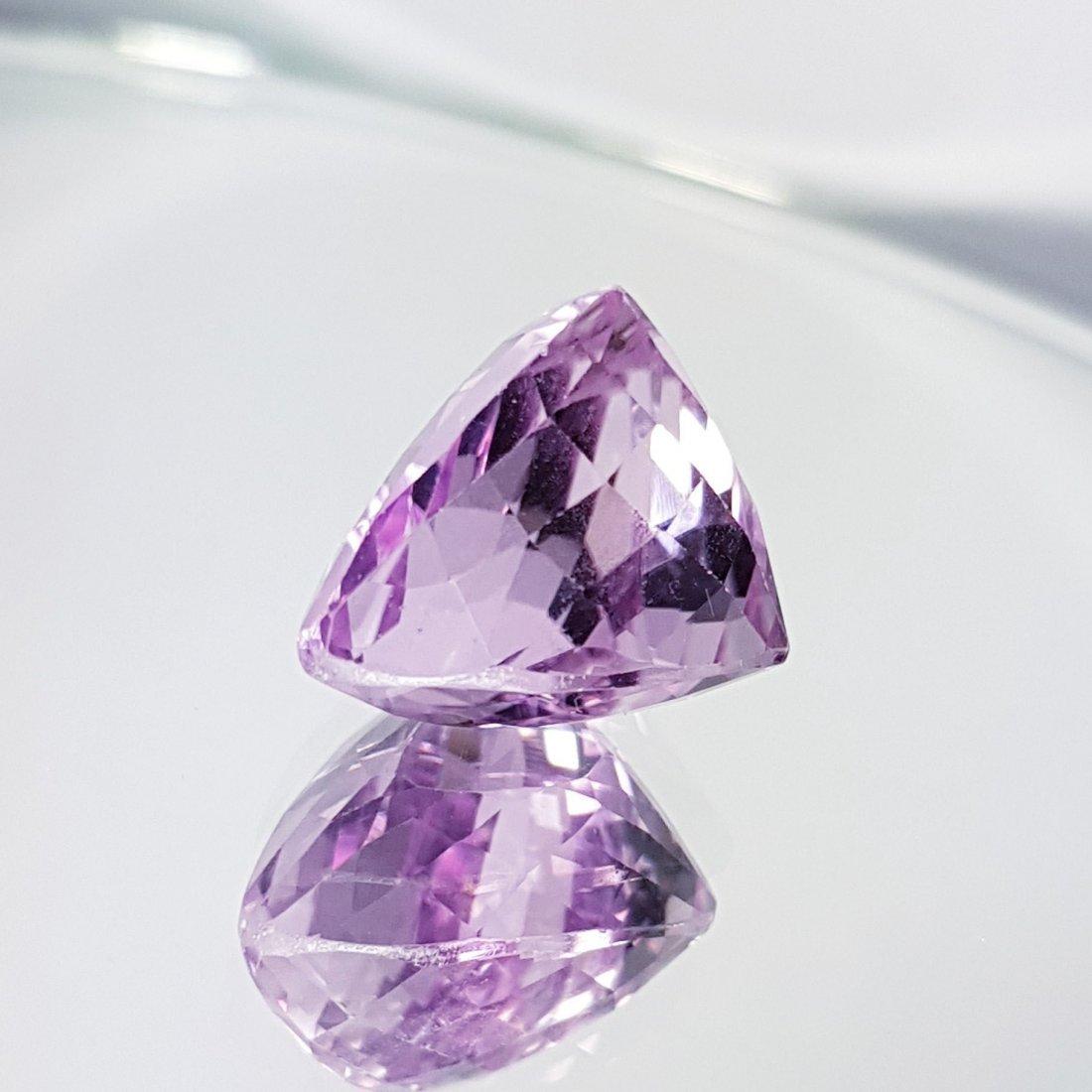 Pink Kunzite - 16.39 ct - 4