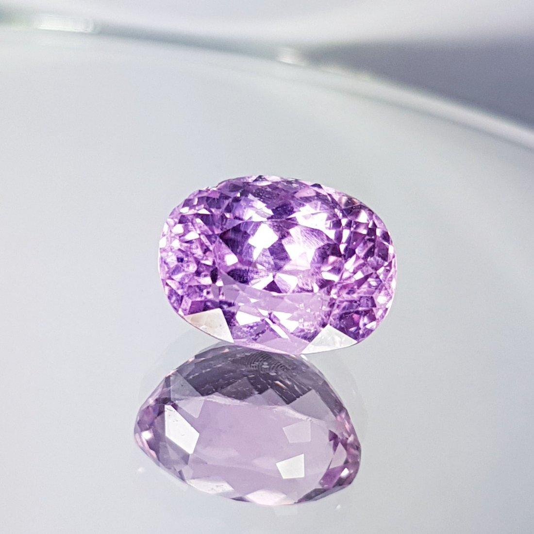 Pink Kunzite - 7.48 ct