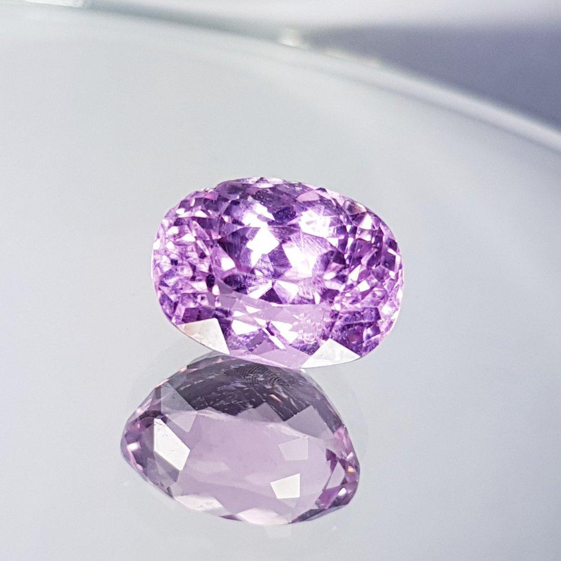 Pink Kunzite - 7.48 ct - 2
