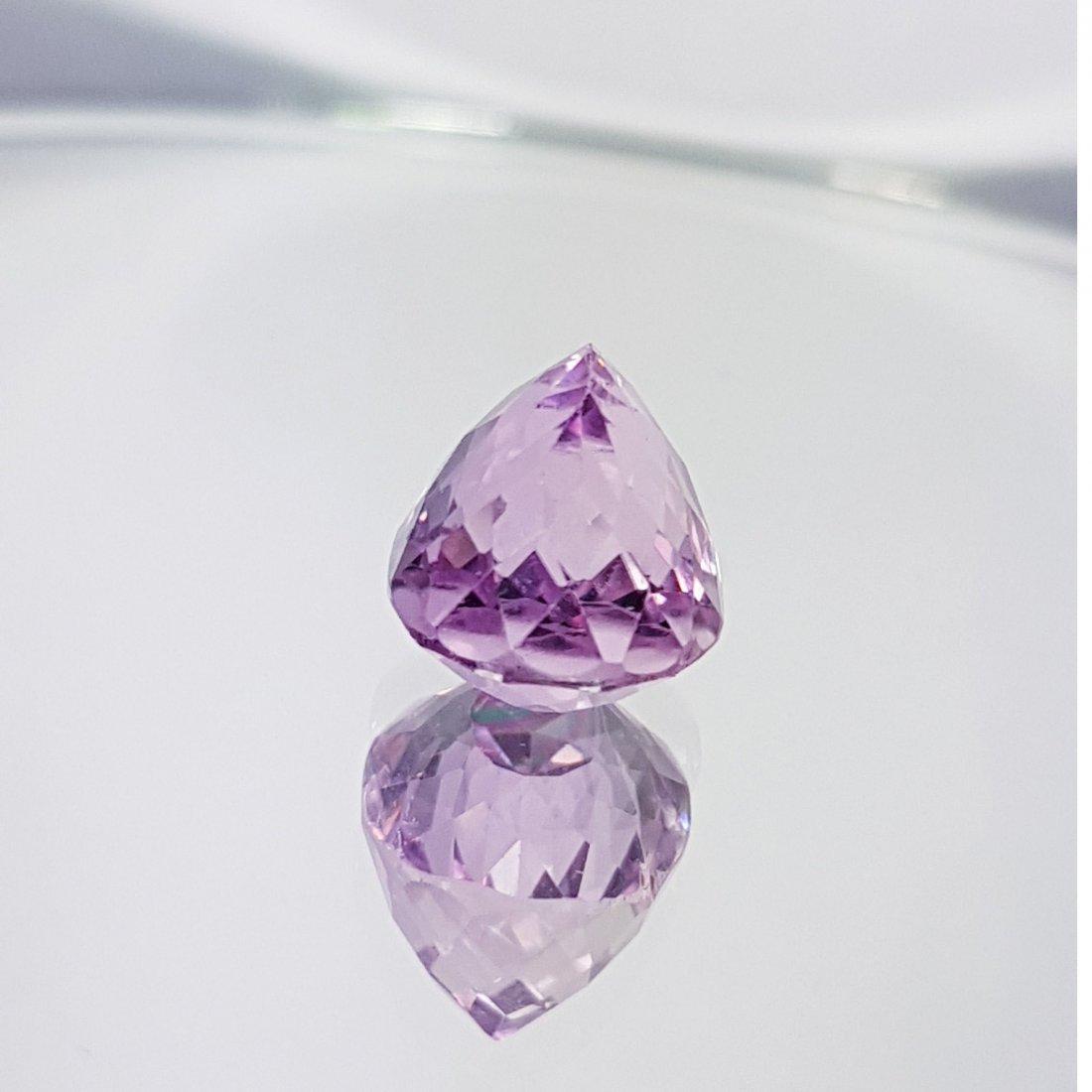Pink Kunzite - 7.48 ct - 4