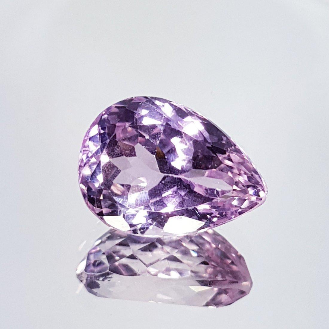 Pink Kunzite - 15.21 ct - 2