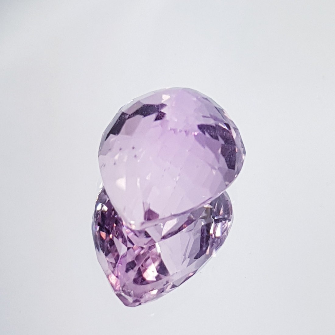 Pink Kunzite - 15.21 ct - 4