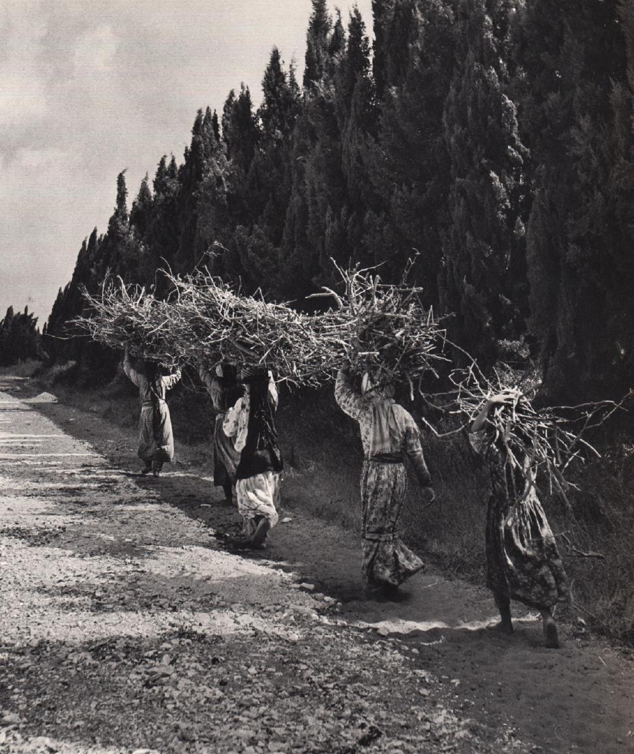 IZIS BIDERMANAS - On the Road to Haifa
