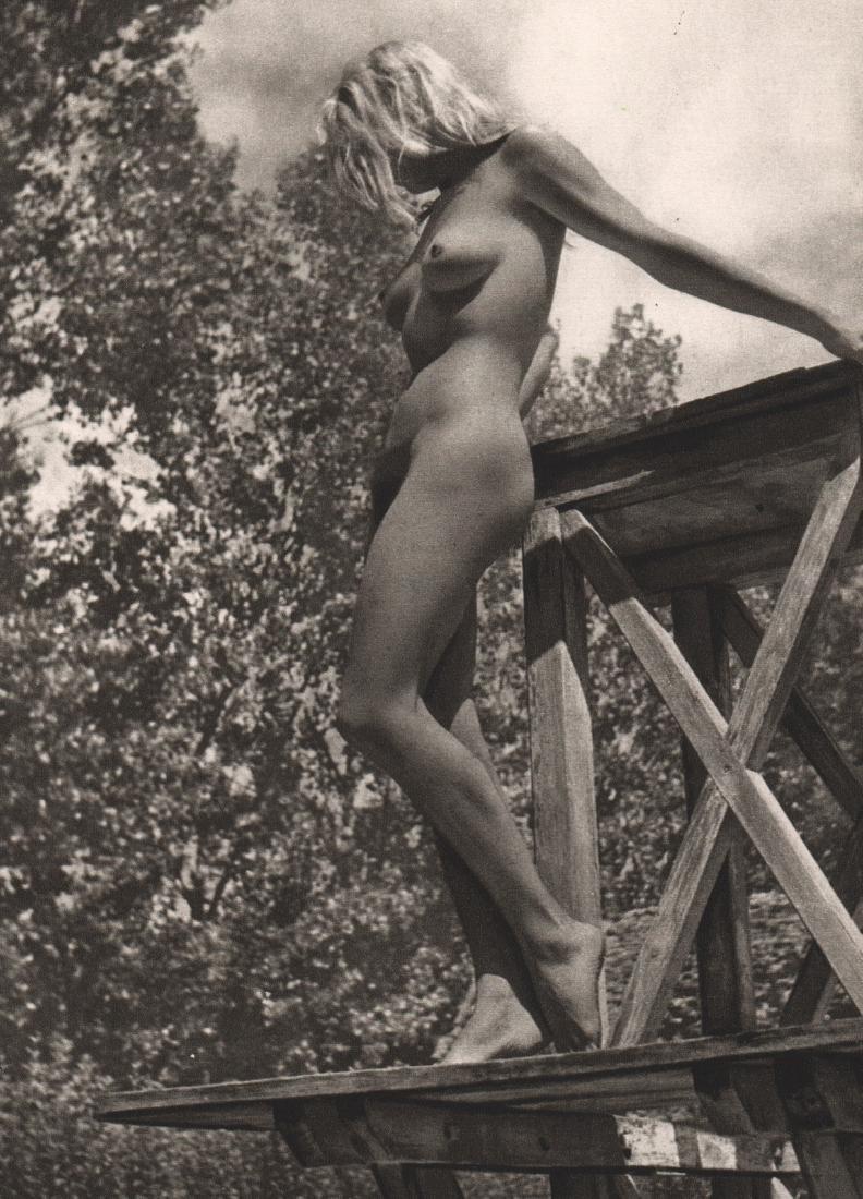 SERGE DE SAZO - Nude