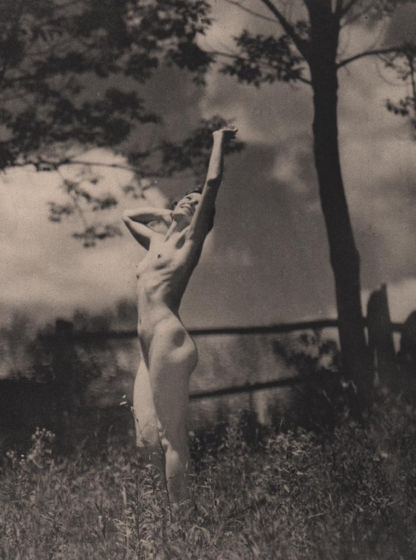 ALBERT NAT GARLOCK - Nude