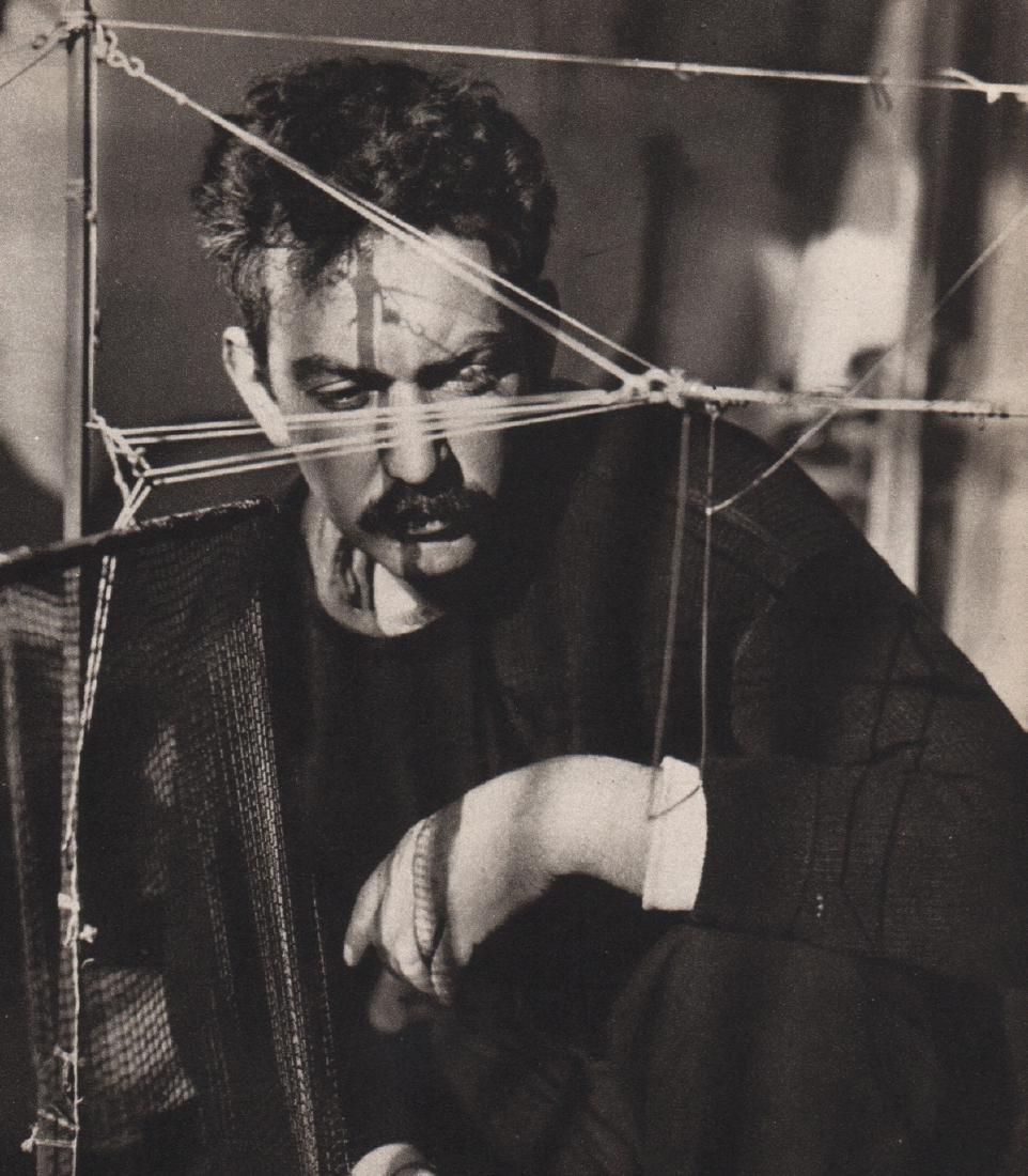 ANDRE KERTESZ - Alexander Calder