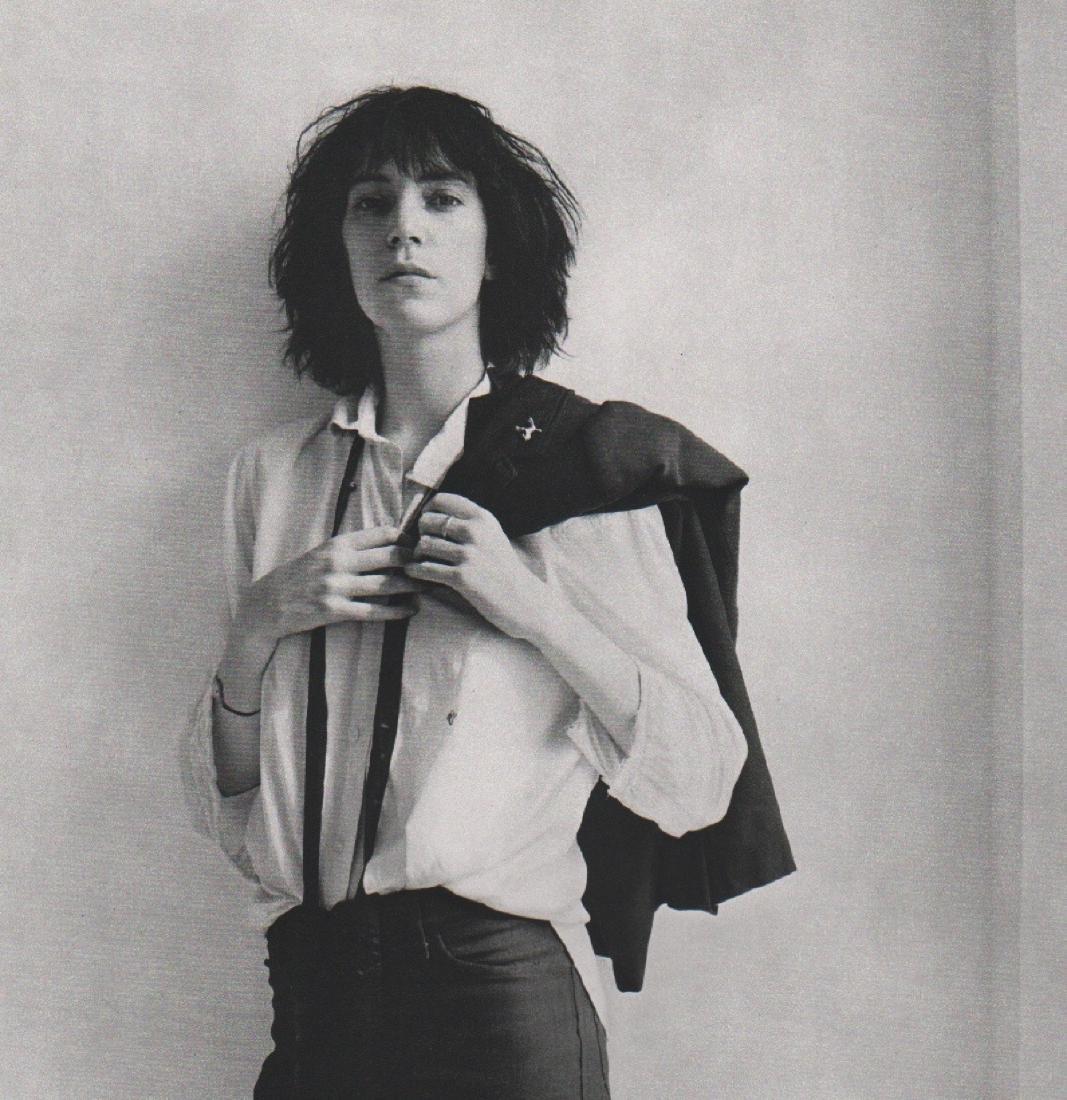 ROBERT MAPPLETHORPE - Patti Smith, 1975