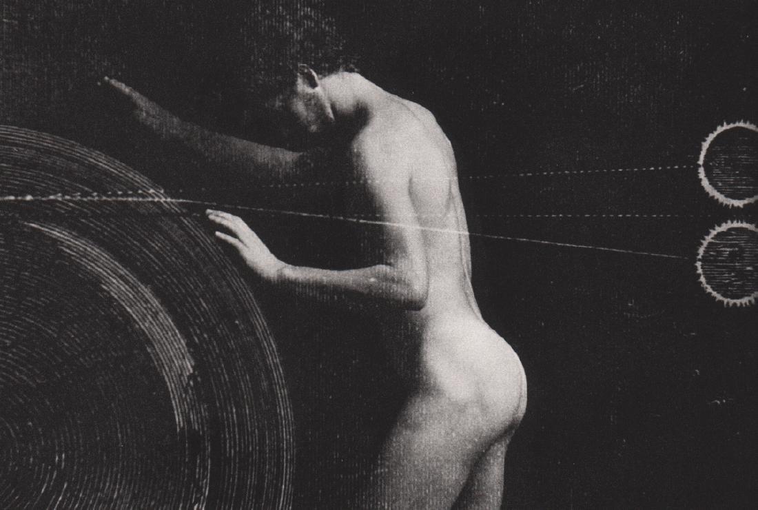 DUANE MICHALS - Nude