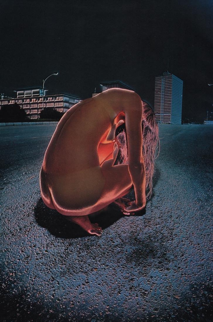 KISHIN SHINOYAMA - Color Nude