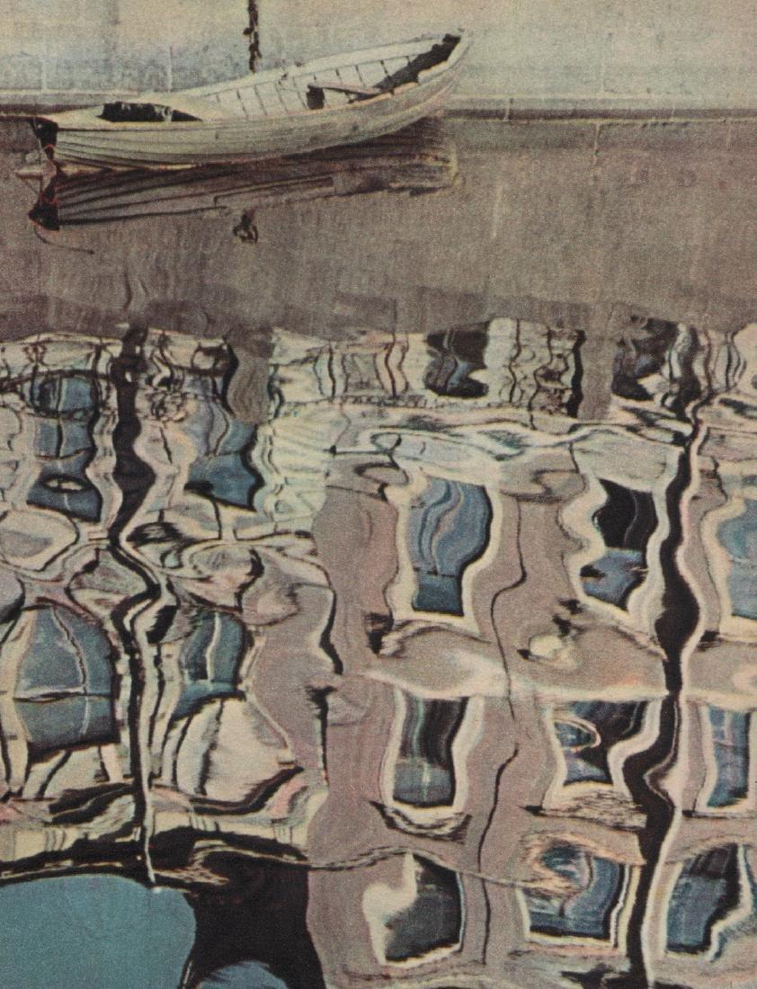 LUIGI SPINA - Reflecting pool