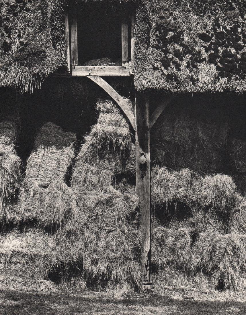 PAUL STRAND -  Hay Loft