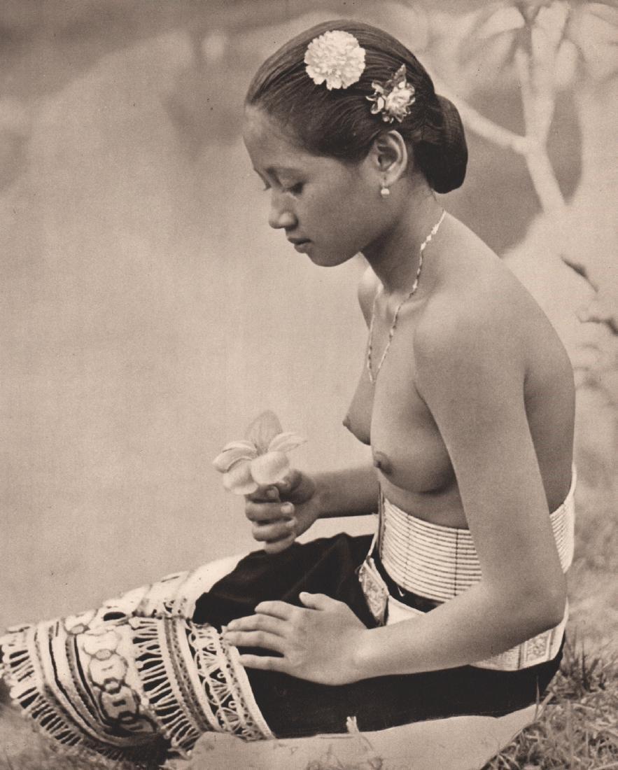K. F. WONG - Girl from Sarawak