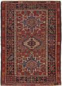 Antique Persian Garadje Rug 3.1x4.5