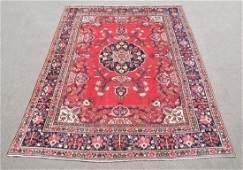 Semi Antique Persian Ardabil Rug 12.2x8.7