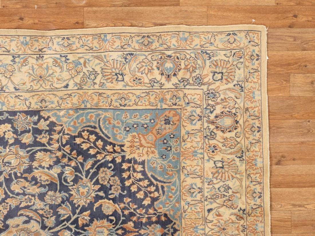 Semi-Antique Persian Nain Rug 5.x8.3 - 3