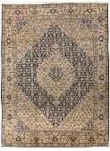 Antique Persian Tabriz Rug. 10x13