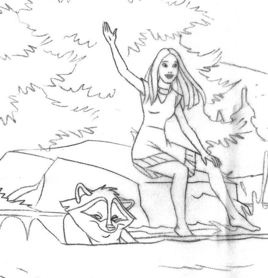 Pocahontas Graphite - 4