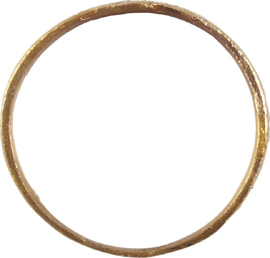 VIKING WOMAN's PINKY RING 10th-11th CENTURY - 2