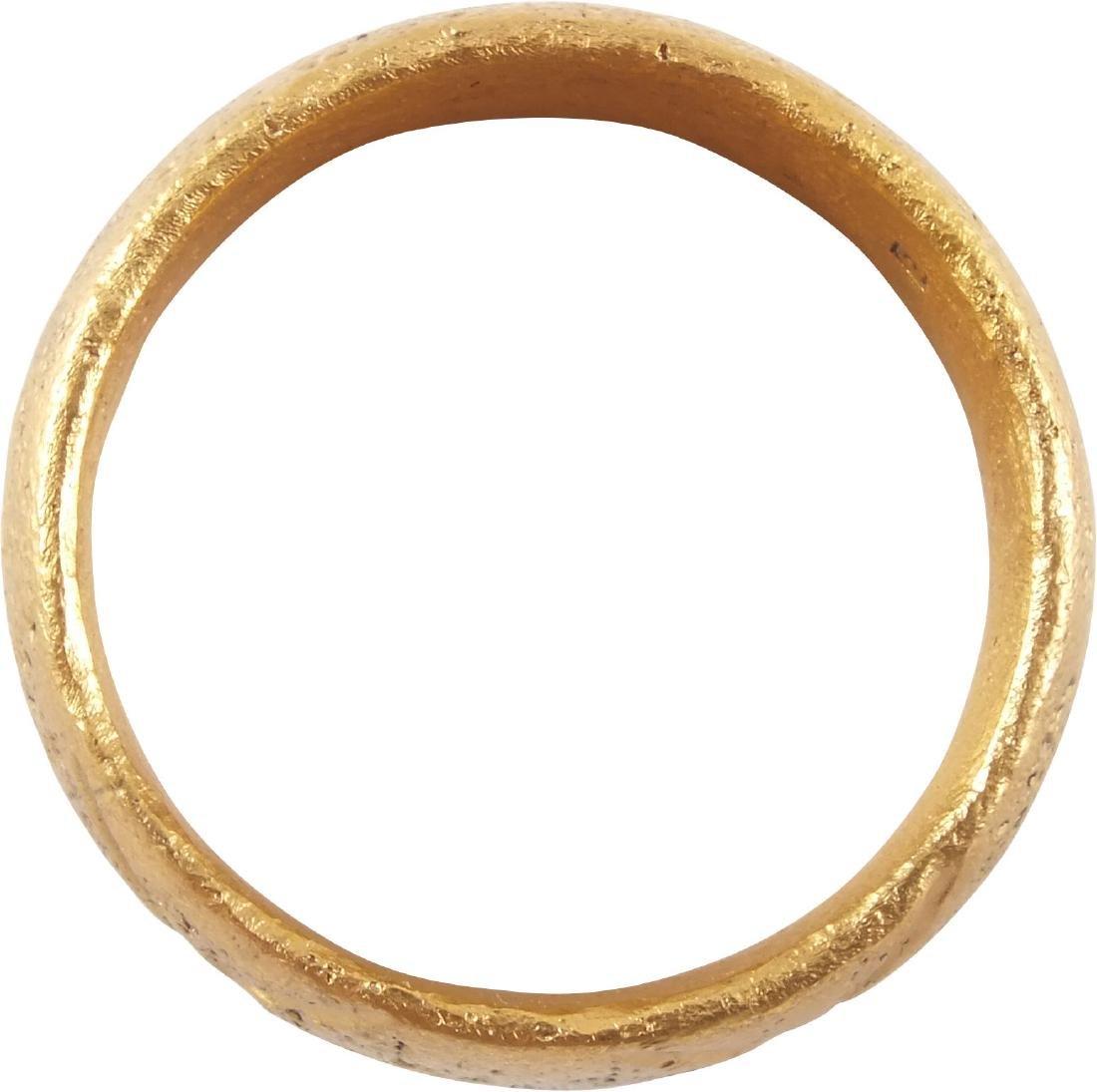 VIKING MAN'S RING 9th-10th CENTURY AD - 2