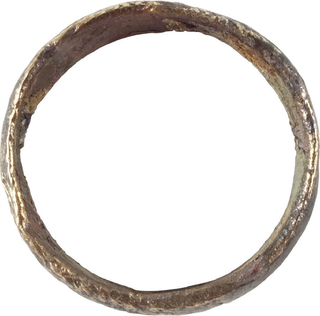 GOOD VIKING WOMAN'S WEDDING RING 10th-11th CENTURY - 2