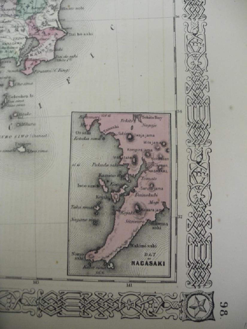 Johnson's Japan Nippon, Kiusiu, Sikok, Yesso and the - 3