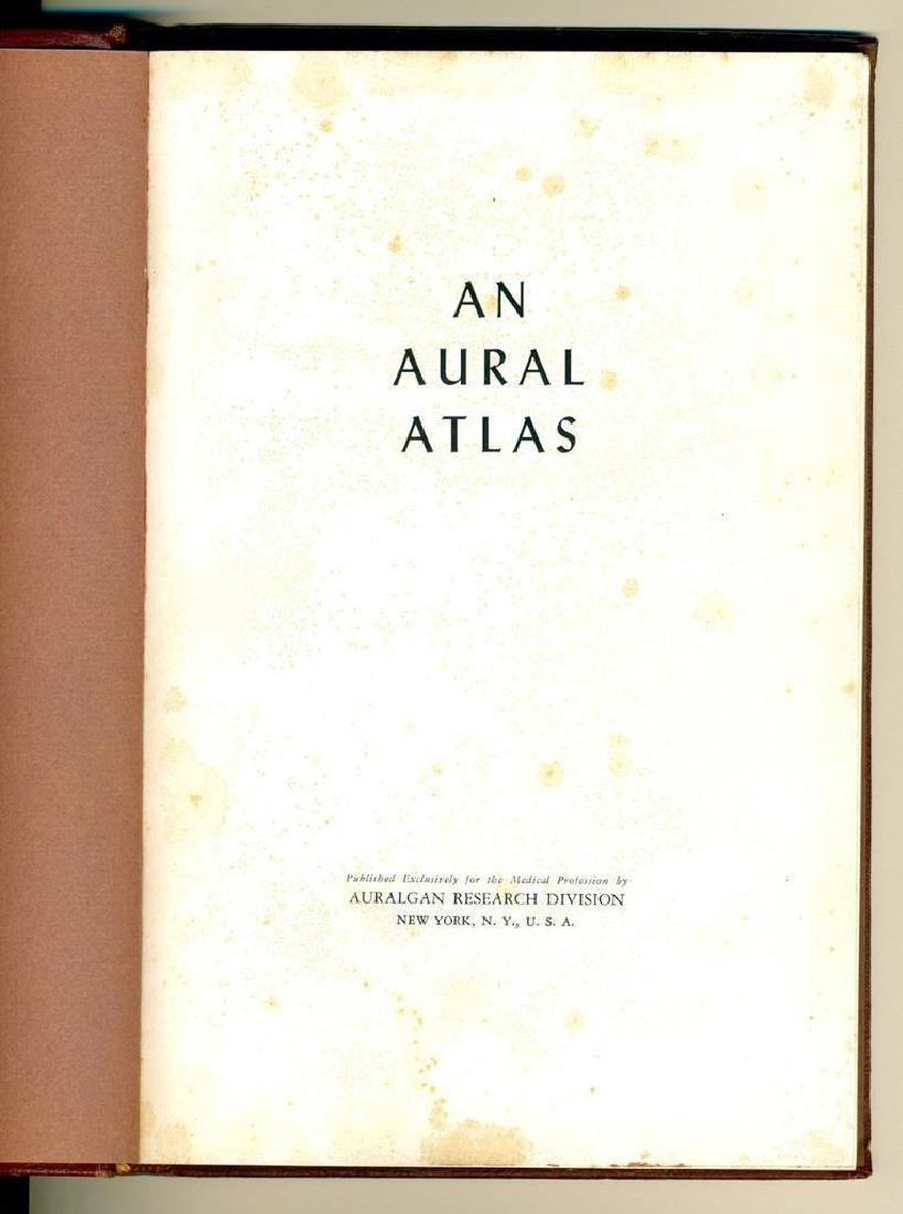 1946 Aural Atlas by Campbell Auralgan Research Division - 2