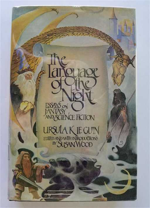 le guin essays on fantasy and science fiction essays on fantasy and science fiction