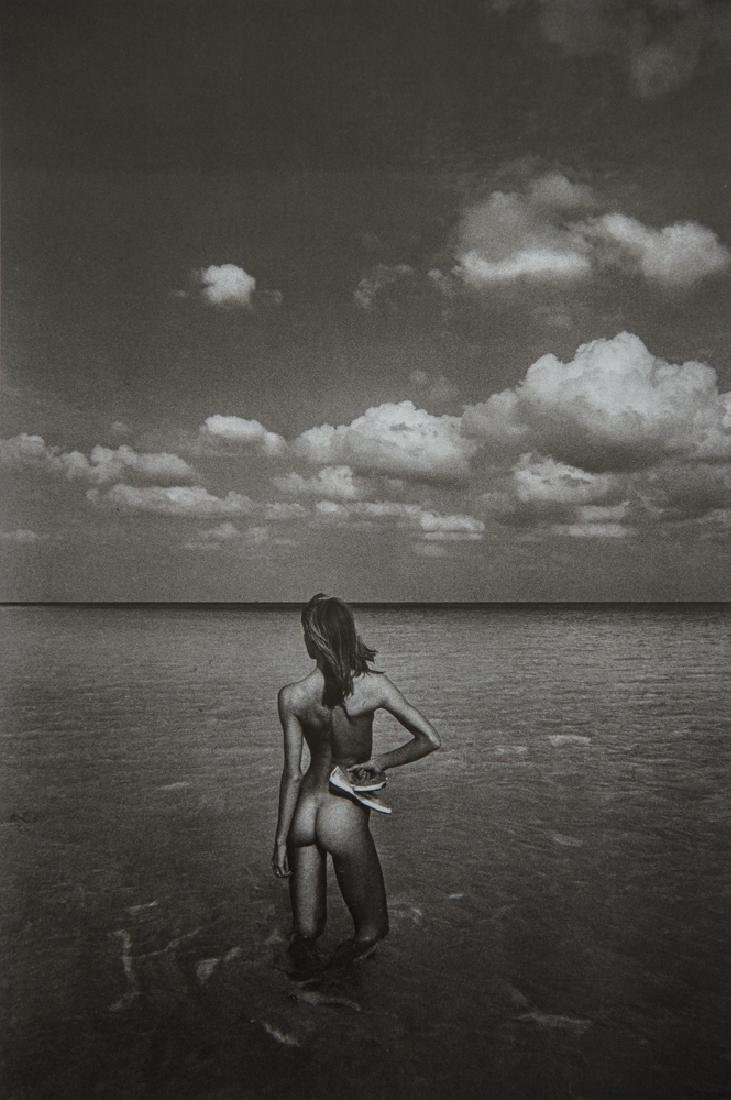 JEANLOUP SIEFF - Nude, Bahamas,1981