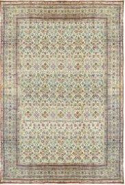 Antique Persian Fine Rug 20.9x30.7