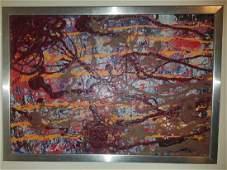 "Jackson Pollock ""Untitled"" '55"