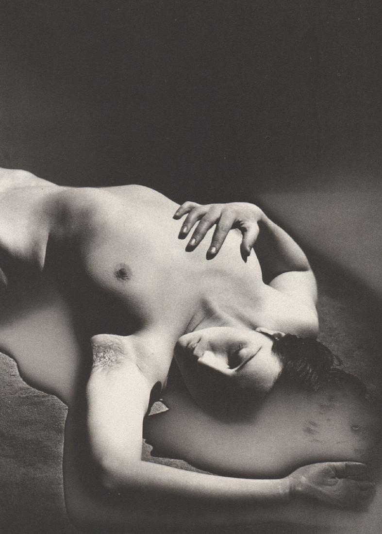 MAN RAY - Nude