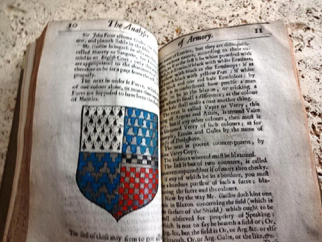 1655 Honor Redivivus or An Analysis of Honor and Armory - 3
