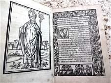 1539 Opera nova de santo Anselmo del arte bien morire