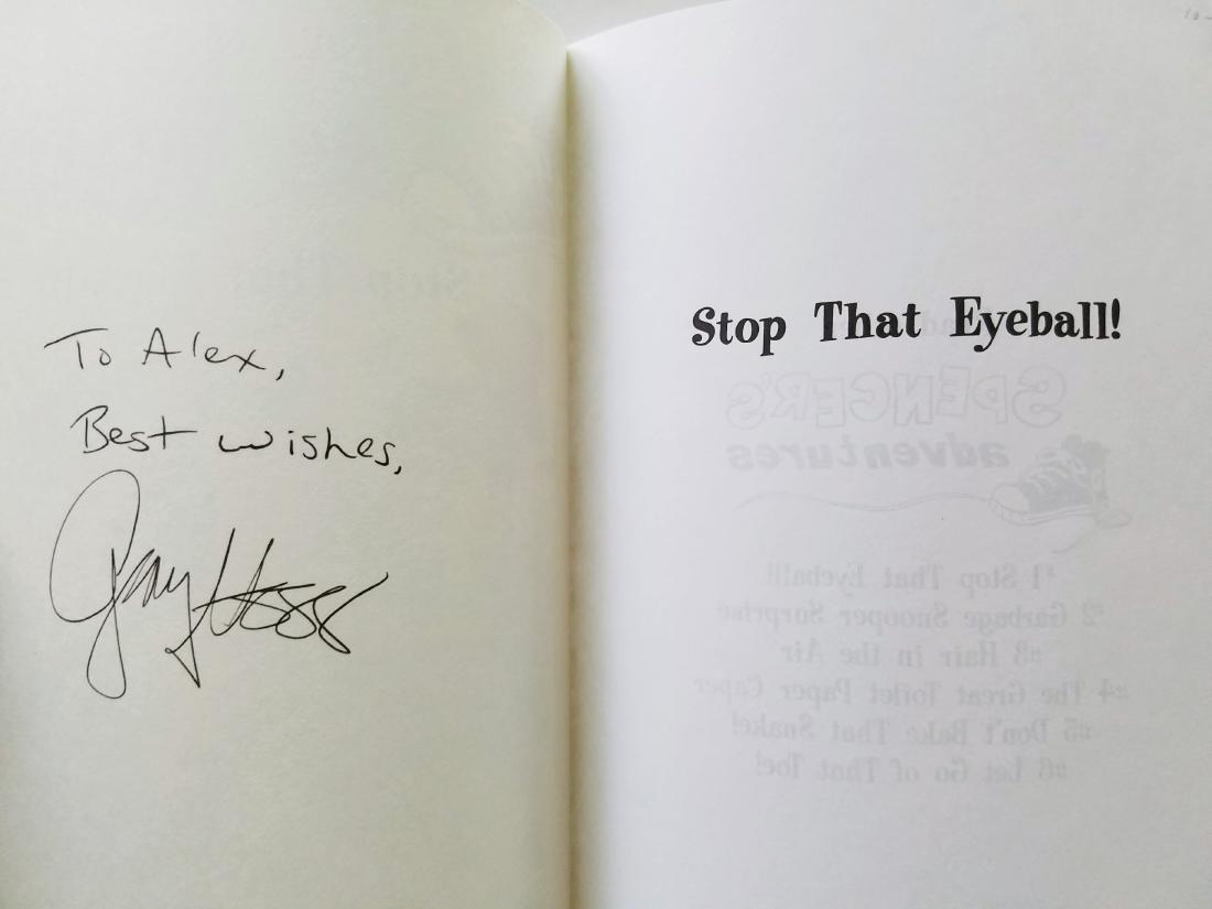 Hogg. 6 books, all signed presentations. - 4