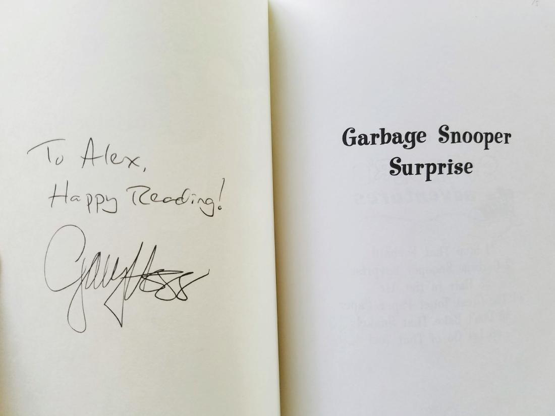 Hogg. 6 books, all signed presentations. - 5