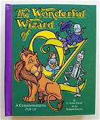 Pop-Up: Sabuda. Wonderful Wizard of Oz.