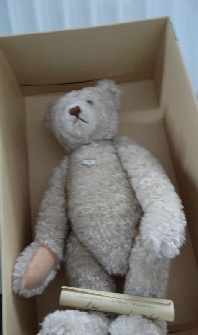 Bears R Dolls & Bears John Wright 1999 Kewpie Coa And Tag Reads 150
