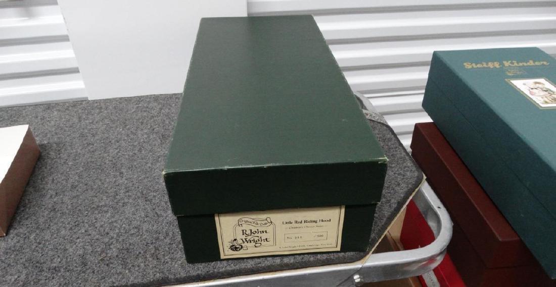 R. John Wright 1988-91 Little Red Riding Hood Mib 288 - 7