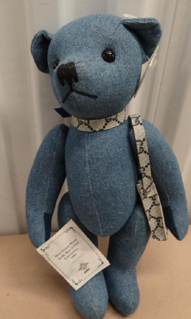 R Bears Dolls & Bears John Wright 1999 Kewpie Coa And Tag Reads 150