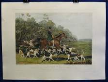 William Long Antique Print J Loder