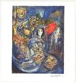 Marc Chagall, Bella's Wedding-Mini